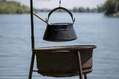 Gyékényes horgászat